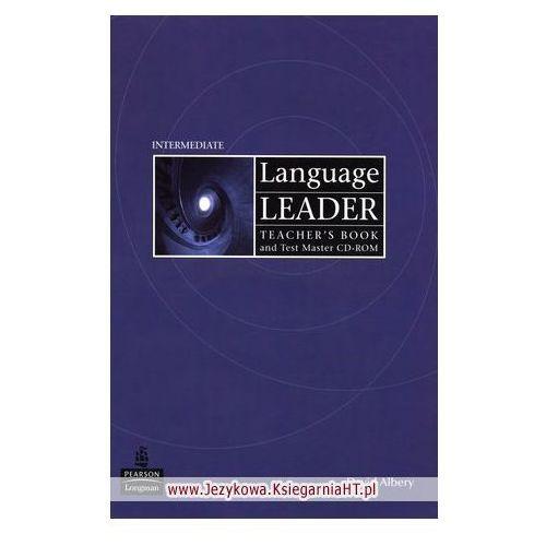 Language Leader Intermediate Teacher's Book (książka nauczyciela) plus Test Master CD-ROM (9781405885348)