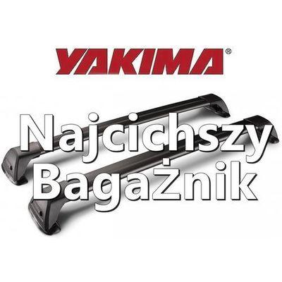 Bagażniki dachowe Yakima