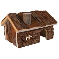 Trixie drewniany domek dla gryzoni Henrik mały (6171)