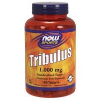 Now Foods Tribulus 1000mg 180 tabl.
