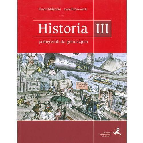 Historia 3 Podróże W Czasie Podręcznik (9788374202534)