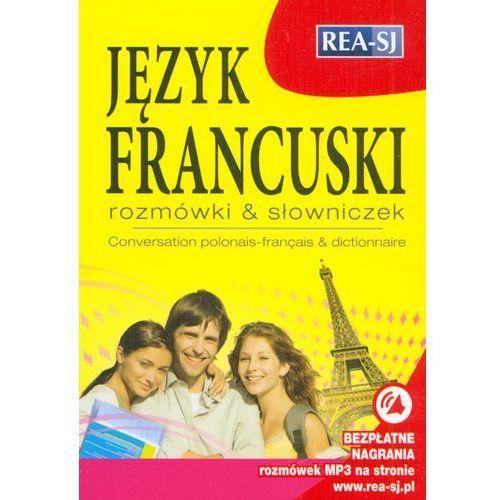 Język francuski rozmówki & słowniczek (3158 str.)