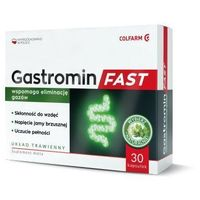 Kapsułki Gastromin Fast 30 kaps.