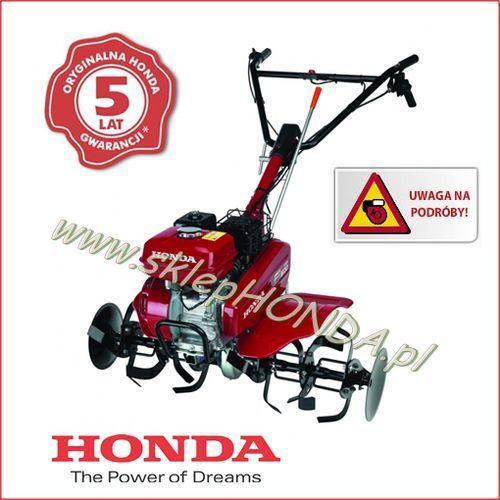 Fj 500 ser glebogryzarka (90cm) / profi + olej + dostawa gratis marki Honda
