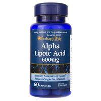 Kapsułki Puritan's Pride Kwas Alfa Liponowy 600 mg - 60 kapsułek