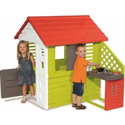 Domki i namioty dla dzieci Smoby Leroy Merlin