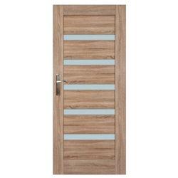 Drzwi pokojowe Everhouse Credis 70 prawe dąb sonoma